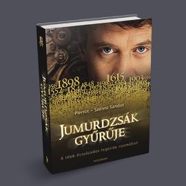 Pierrot - Szélesi Sándor: Jumurdzsák gyűrűje (könyv)