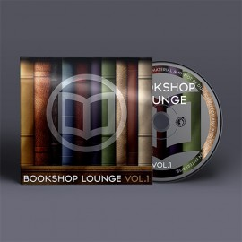Bookshop Lounge 1. (CD)