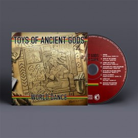 Toys of Ancient Gods - World Dance (CD)